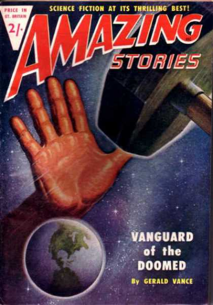 Amazing Stories (UK) - 7/1951