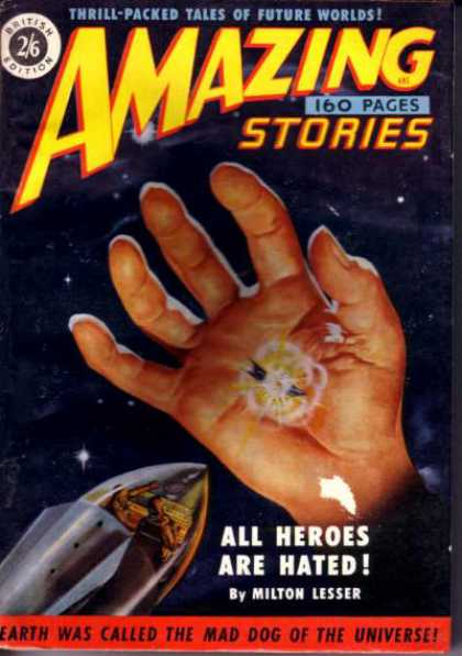Amazing Stories (UK) - 11/1951