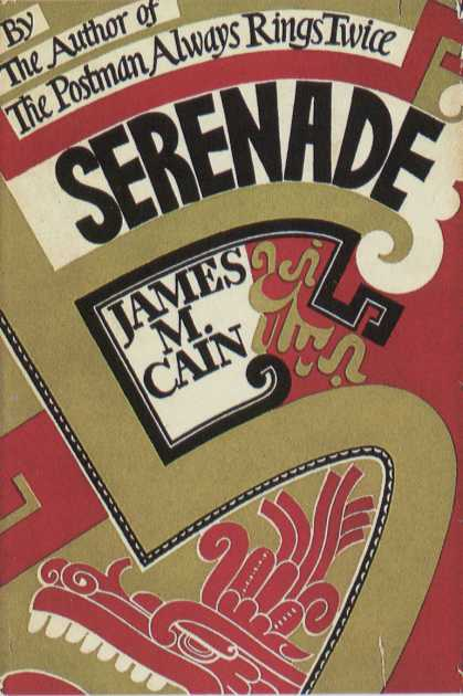 American Book Jackets - Serenade