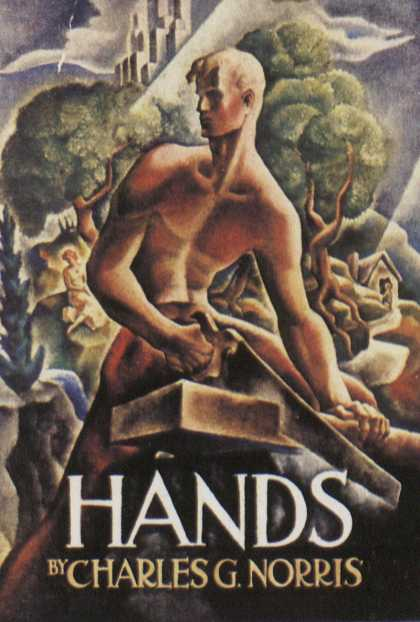 American Book Jackets - Hands