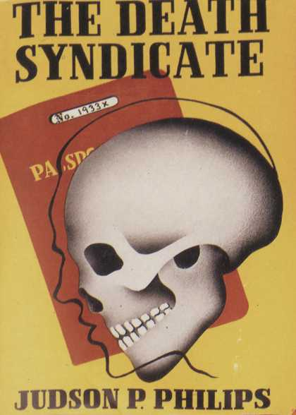 American Book Jackets - The Death Syndicate