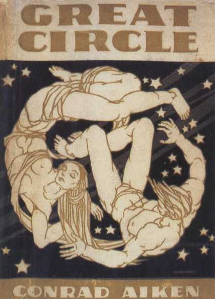 American Book Jackets - Great Circle