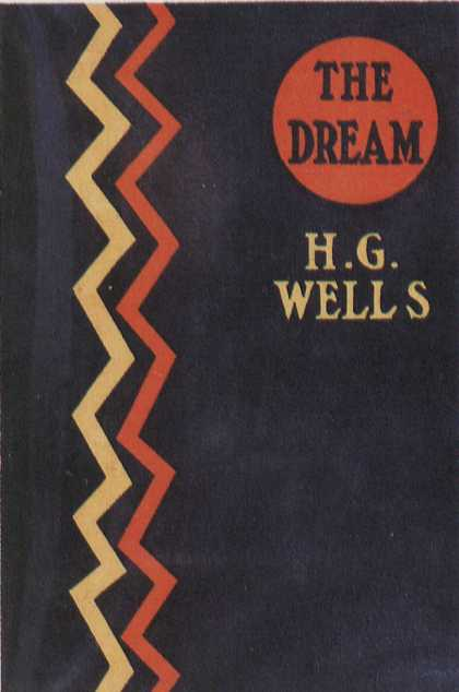 American Book Jackets - The Dream