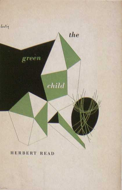 American Book Jackets - The Green Child