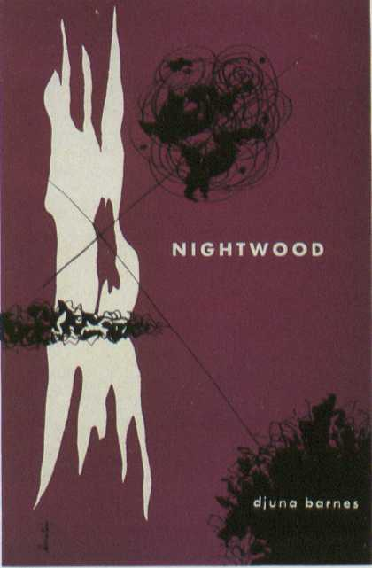 American Book Jackets - Nightwood