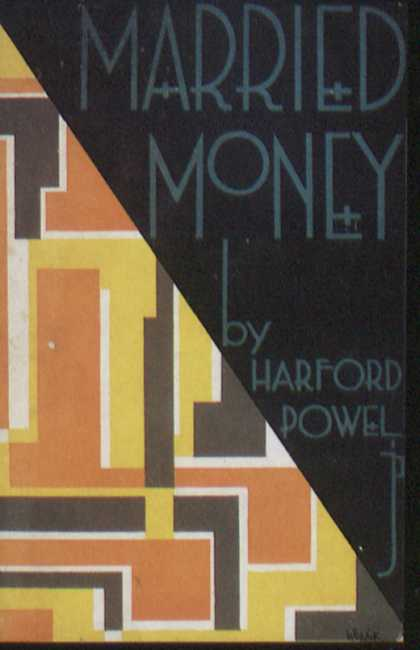 American Book Jackets - Married Money