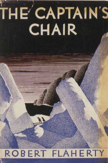 American Book Jackets - The Captain's Chair