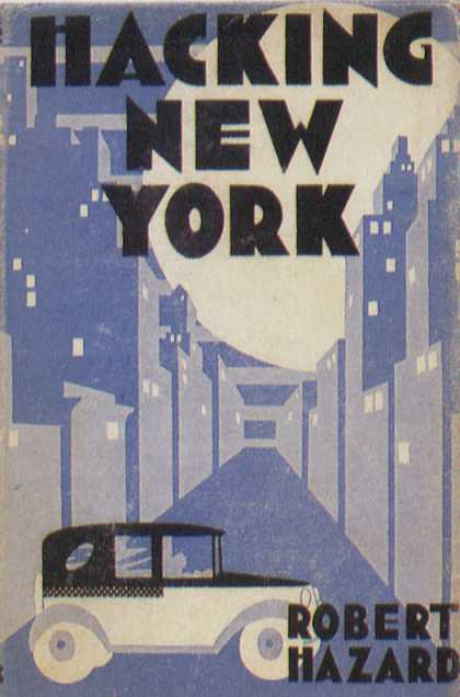 American Book Jackets - Hacking New York