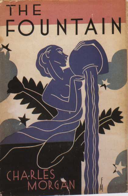 American Book Jackets - The Fountain