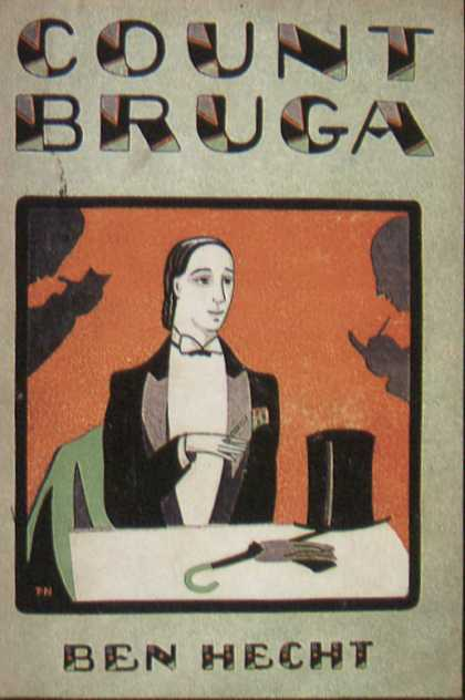 American Book Jackets - Count Bruga