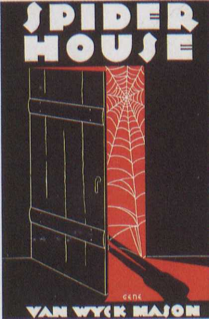 American Book Jackets - Spider House