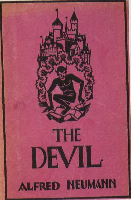 American Book Jackets - The Devil