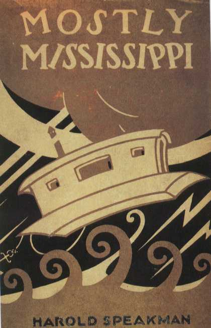 American Book Jackets - Mostly Mississippi