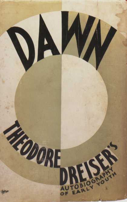 American Book Jackets - Dawn