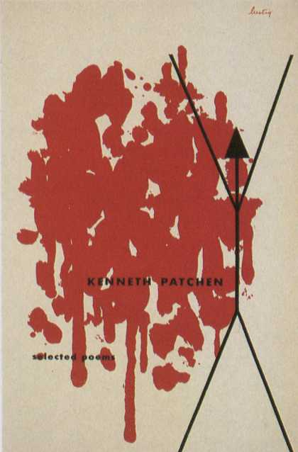 American Book Jackets - Kenneth Patchen: Selected Poems