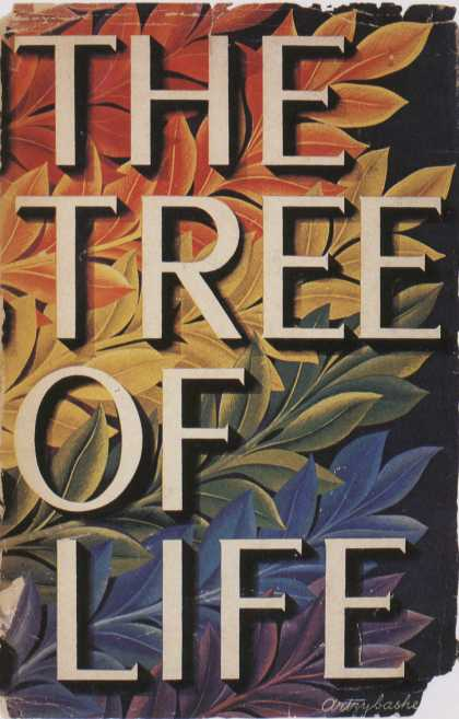 American Book Jackets - The Tree of Life