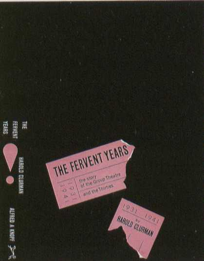 American Book Jackets - The Fervent Years