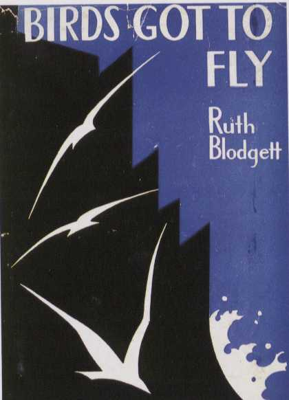 American Book Jackets - Birds Got to Fly