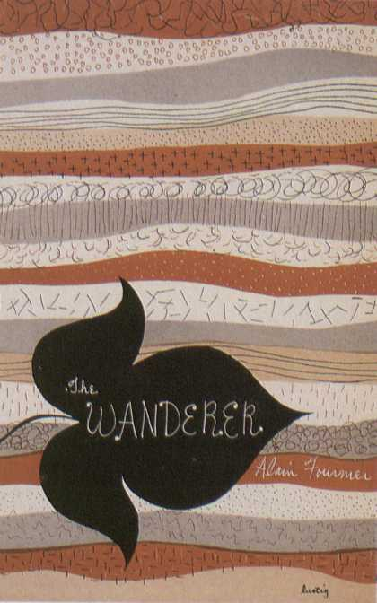 American Book Jackets - The Wanderer