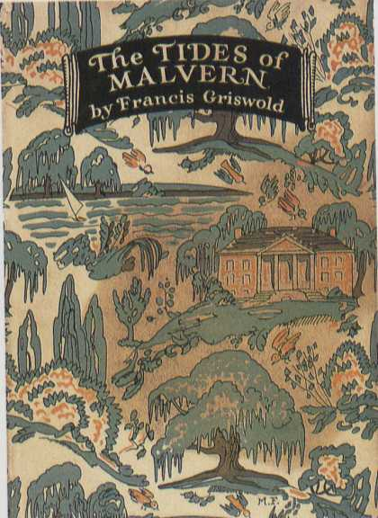 American Book Jackets - The Tides of Malvern