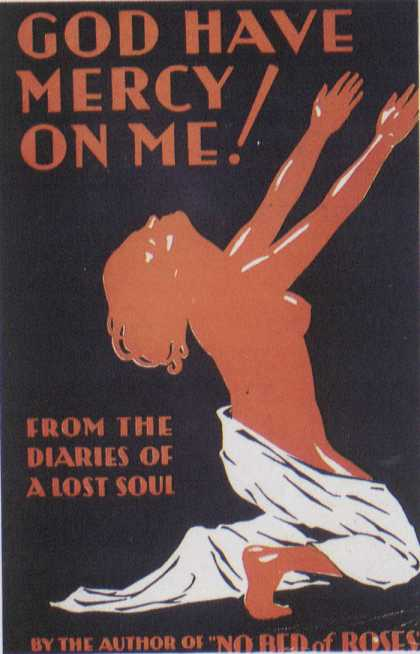 American Book Jackets - God Have Mercy on Me