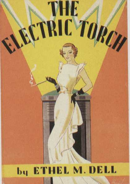 American Book Jackets - The Electric Torch