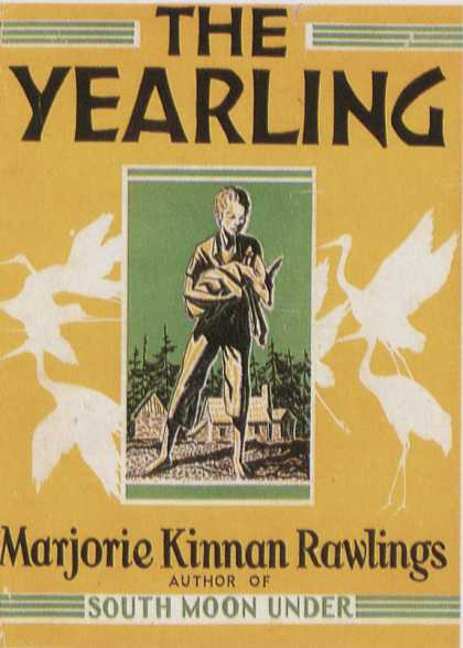 American Book Jackets - The Yearling