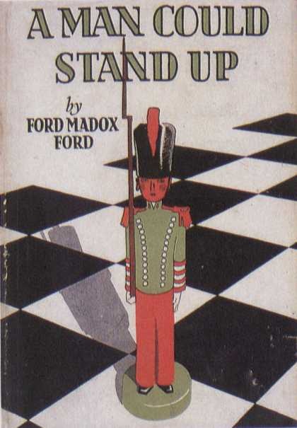 American Book Jackets - A Man Could Stand Up