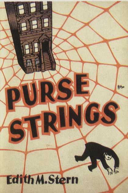 American Book Jackets - Purse Strings