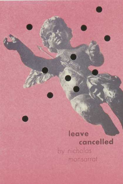 American Book Jackets - Leave Cancelled