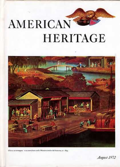 American Heritage - August 1972