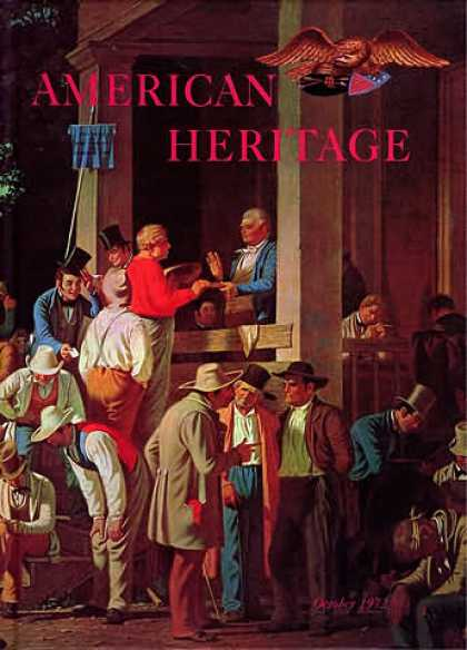 American Heritage - October 1972