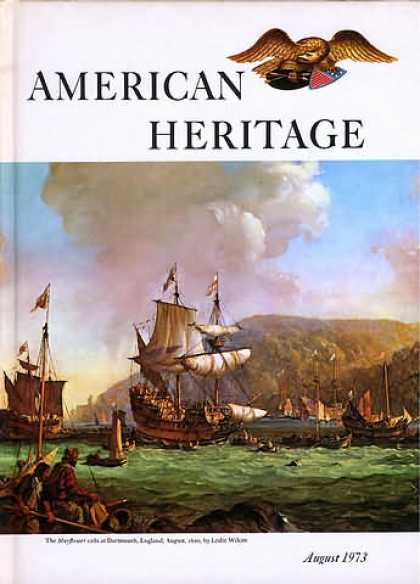 American Heritage - August 1973
