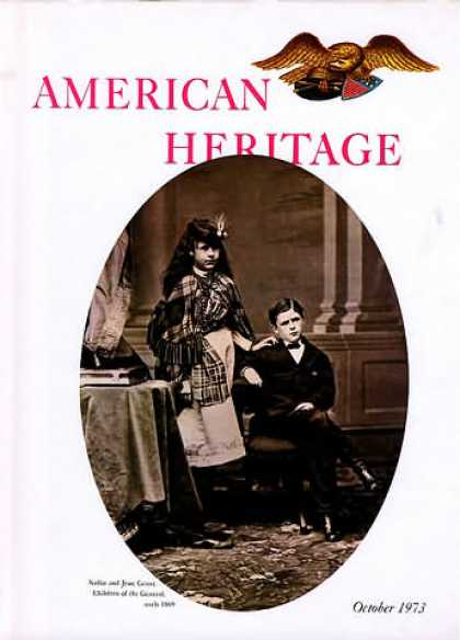 American Heritage - October 1973