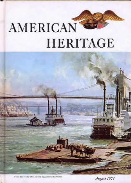 American Heritage - August 1974