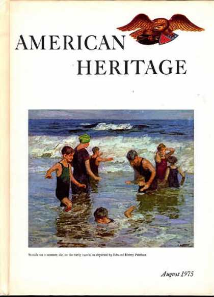American Heritage - August 1975