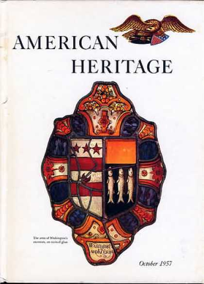 American Heritage - October 1957