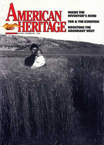 American Heritage - October 1985