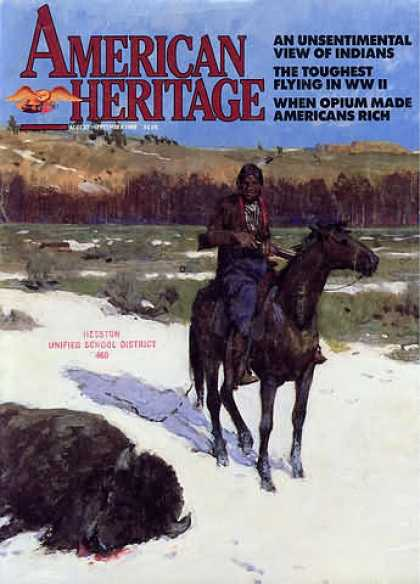 American Heritage - August 1986