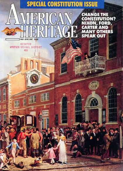 American Heritage - May 1987