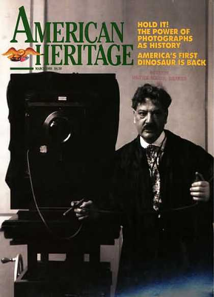 American Heritage - March 1988