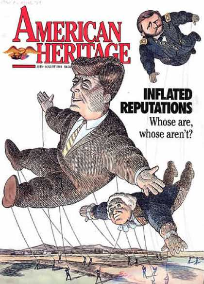 American Heritage - July 1988