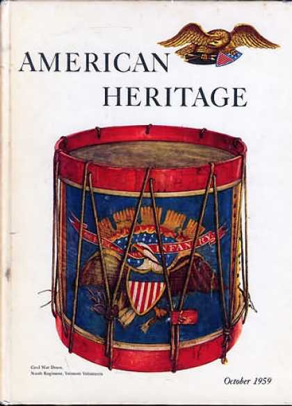 American Heritage - October 1959