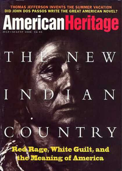 American Heritage - July 1996