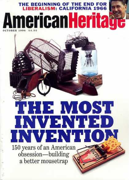 American Heritage - October 1996