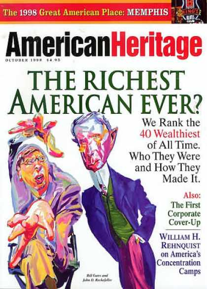 American Heritage - October 1998