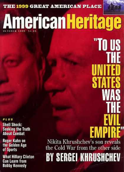 American Heritage - October 1999