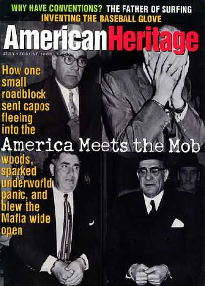 American Heritage - July 2000