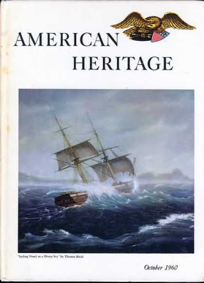 American Heritage - October 1960