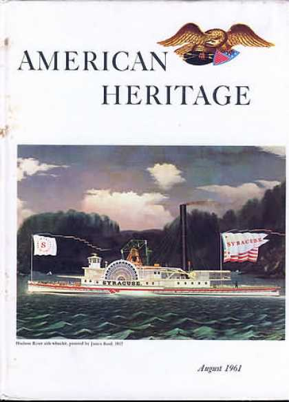 American Heritage - August 1961